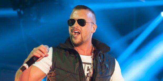 Rapper Kollegah boxt Fan nieder