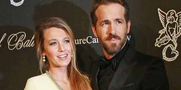 Blake Lively & Ryan Reynolds: Ehekrise!