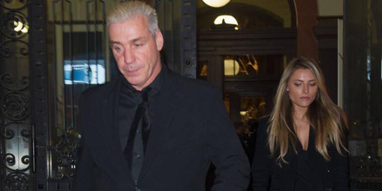 Thomalla trennt sich von Rammstein-Sänger