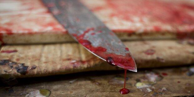 Selbstmordversuch: Slowake mit Messer in der Brust