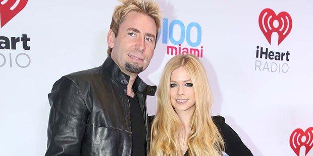 Avril Lavigne: Ehe-Aus mit Chad Kroeger