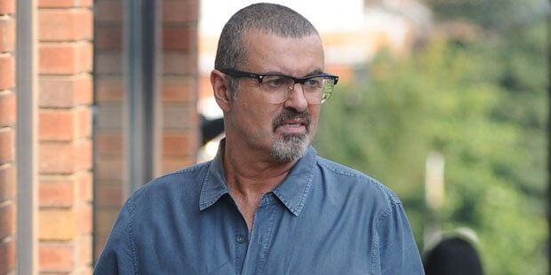 George Michael kämpft im Entzug