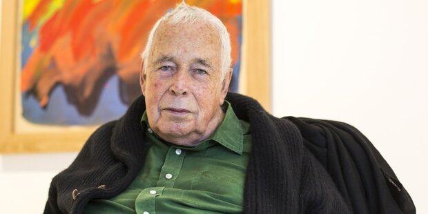 Künstler Howard Hodgkin gestorben
