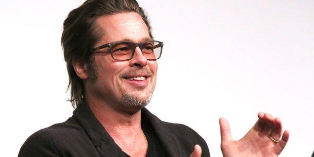 Brad Pitt dreht jetzt für Netflix