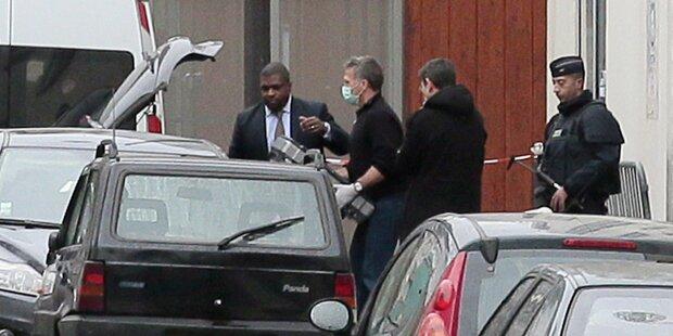 Pariser Polizei erschießt Angreifer