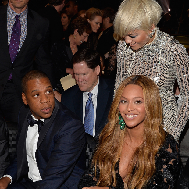 Beyoncé Knowles, Jay-Z, Rita Ora