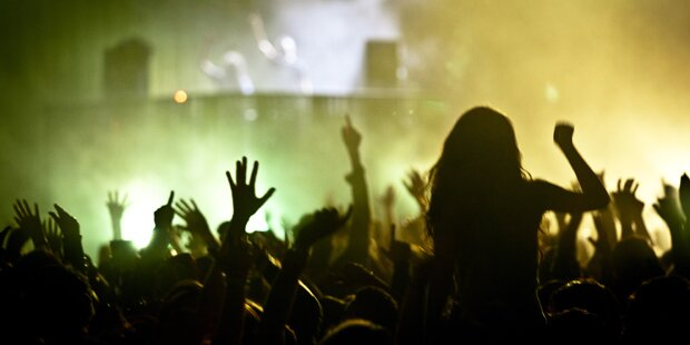 Fünf Frauen auf Festival vergewaltigt