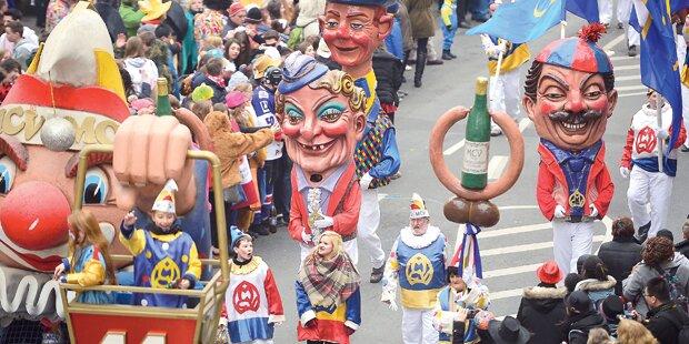 Erste Stadt sagt Karnevalsumzug ab