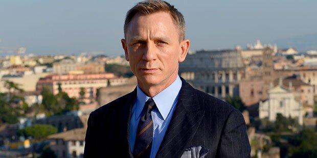 Daniel Craig: Nie wieder James Bond
