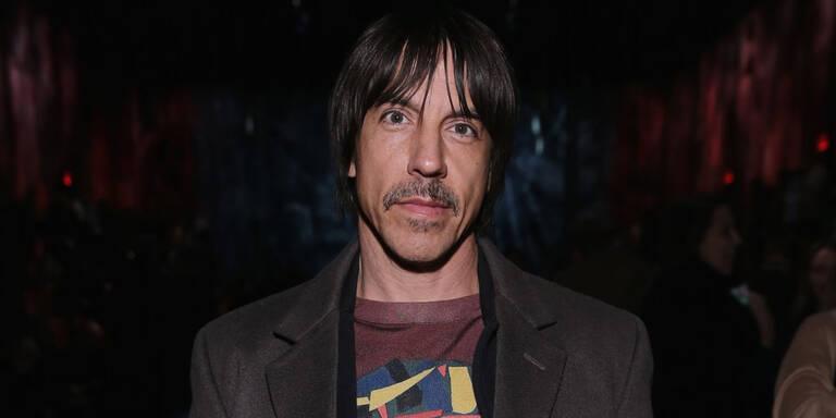 Kiedis denkt gern an Heidi Klum zurück