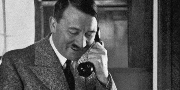 Hitlers Telefon für 243.000 Dollar versteigert
