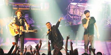 Take That: London-Konzert live im Kino