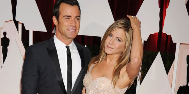 Aniston & Theroux: Verlobung gelöst?