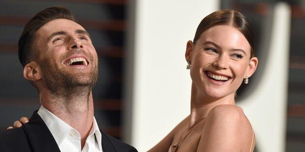 Levine & Prinsloo: Ihr Baby ist da