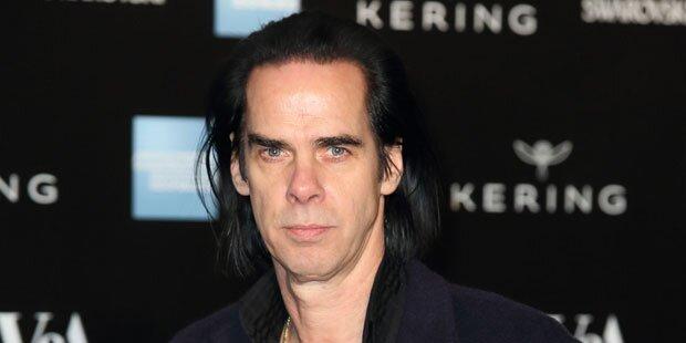 Nick Cave am 1.11. in Wiener Stadthalle