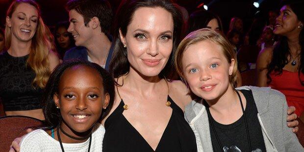 Pitt-Jolie-Scheidung: So leidet Tochter Shiloh