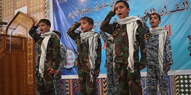 ISIS züchtet riesige Kinderarmee
