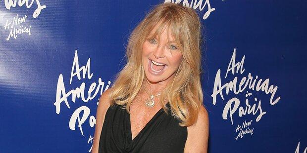 Opernball: Das isst Goldie Hawn