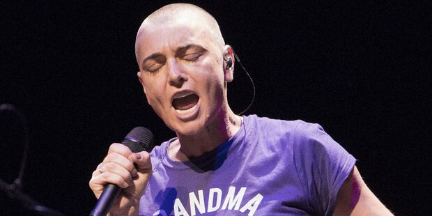 Sinead O'Connor droht mit Selbstmord