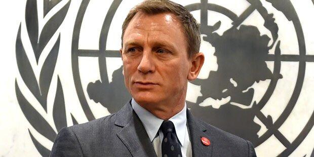 Craig über Bond:
