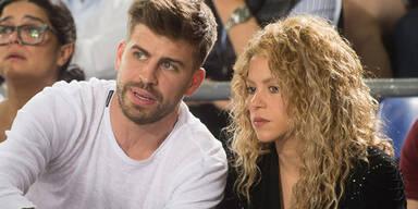 Shakira & Piqué mit Sextape erpresst