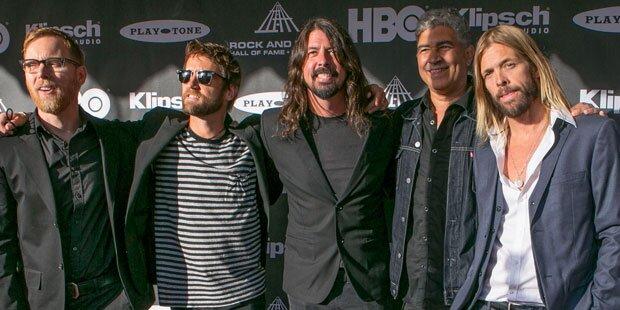 Trennung? So witzig reagieren Foo Fighters