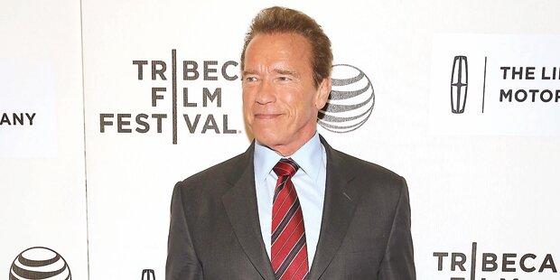 Arnie wird 2016 zum Fernsehstar