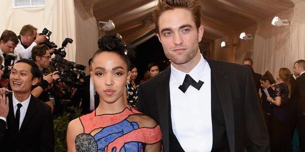 Pattinson & FKA Twigs: Trennung!