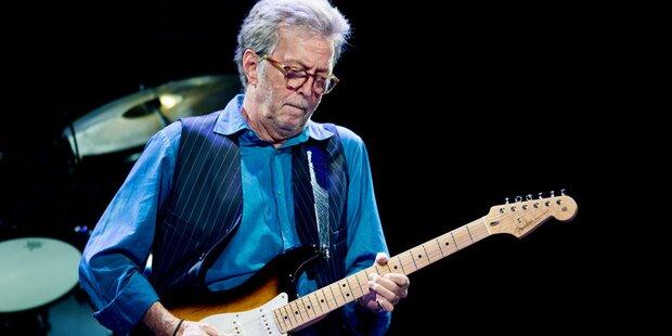 Eric Clapton: Muss er die Gitarre aufgeben?