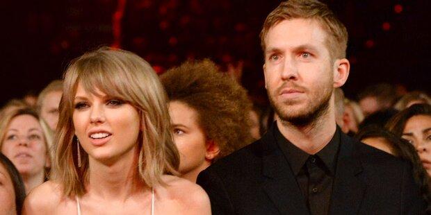 Swift & Harris: Twitterkrieg um Song