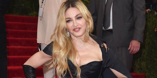 Madonna hält sich mit Frischebox jung