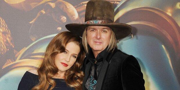 Lisa Marie Presley reicht Scheidung ein