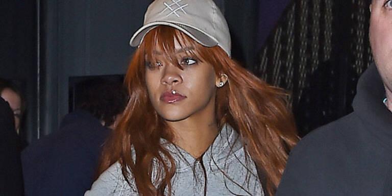 Rihanna: Hochzeit mit Kicker Benzema?