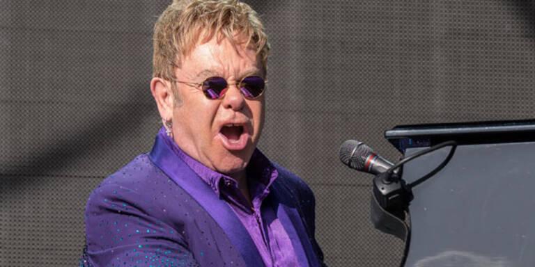 Putin telefonierte echt mit Elton John