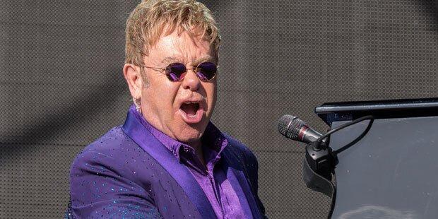 Elton John kommt nach Österreich