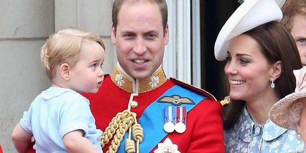 Kate & Will: So erziehen sie ihre Kids