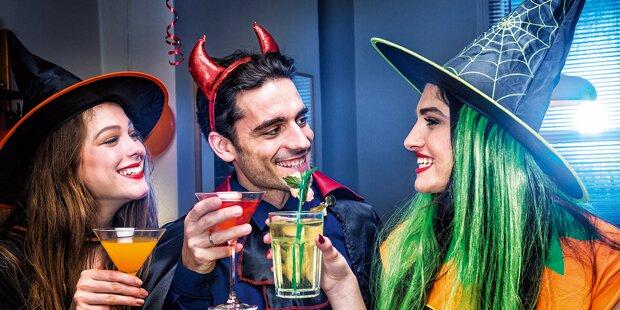 Die besten Events an Halloween