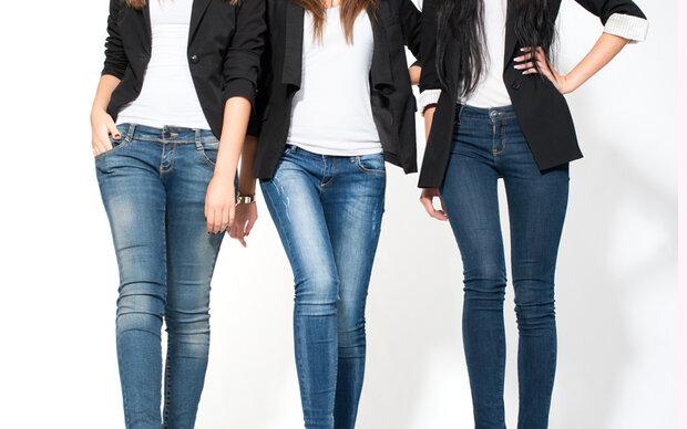 Skinny Jeans können gesundheitsschädlich sein