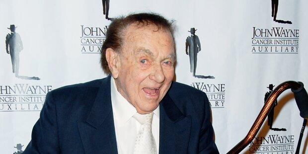 Jack Carter mit 93 Jahren gestorben