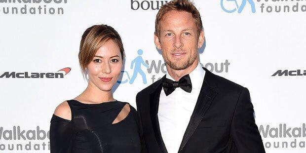 Jenson Button: Ehe-Aus nach 1 Jahr