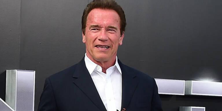 """Arnold Schwarzenegger gesteht: """"Akzent ist nur Show"""""""