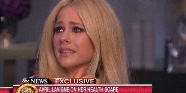 Avril Lavigne erzählt von ihrer Krankheit
