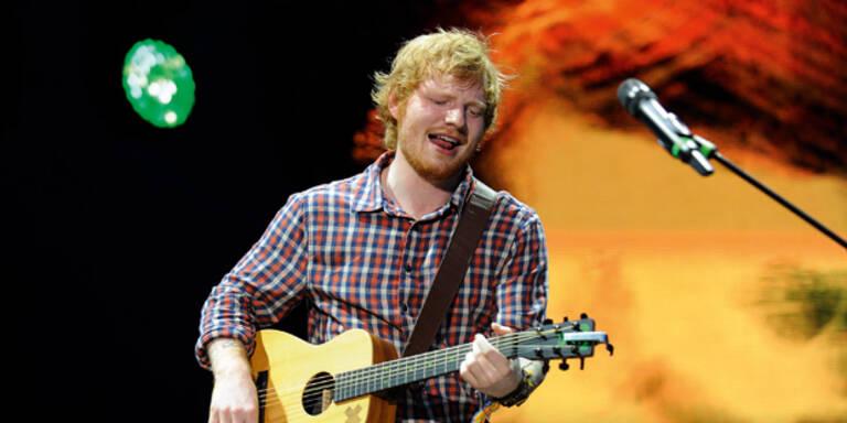 Sheeran: Der geheime Austro-Plan