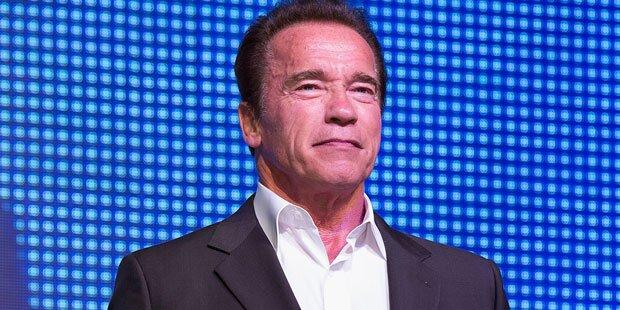 Arnie: »Mama dachte, ich sei schwul«