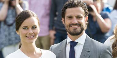 Prinzessin Sofia & Prinz Carl Philip von Schweden