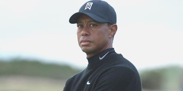 Tiger Woods stürzt in tiefe Depression