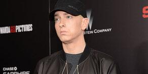 So sieht Eminem nicht mehr aus