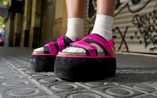 Die schlimmsten No-Gos für Sandalen