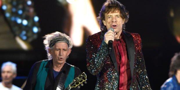 Die Rolling Stones als Kino-Hit