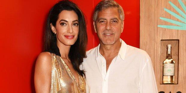 Amal: Nur dank George erfolgreich?